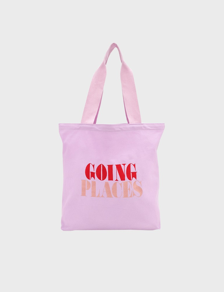 MAISON246,[밴도] 캔버스 토트백 GOING PLACES,ban.do