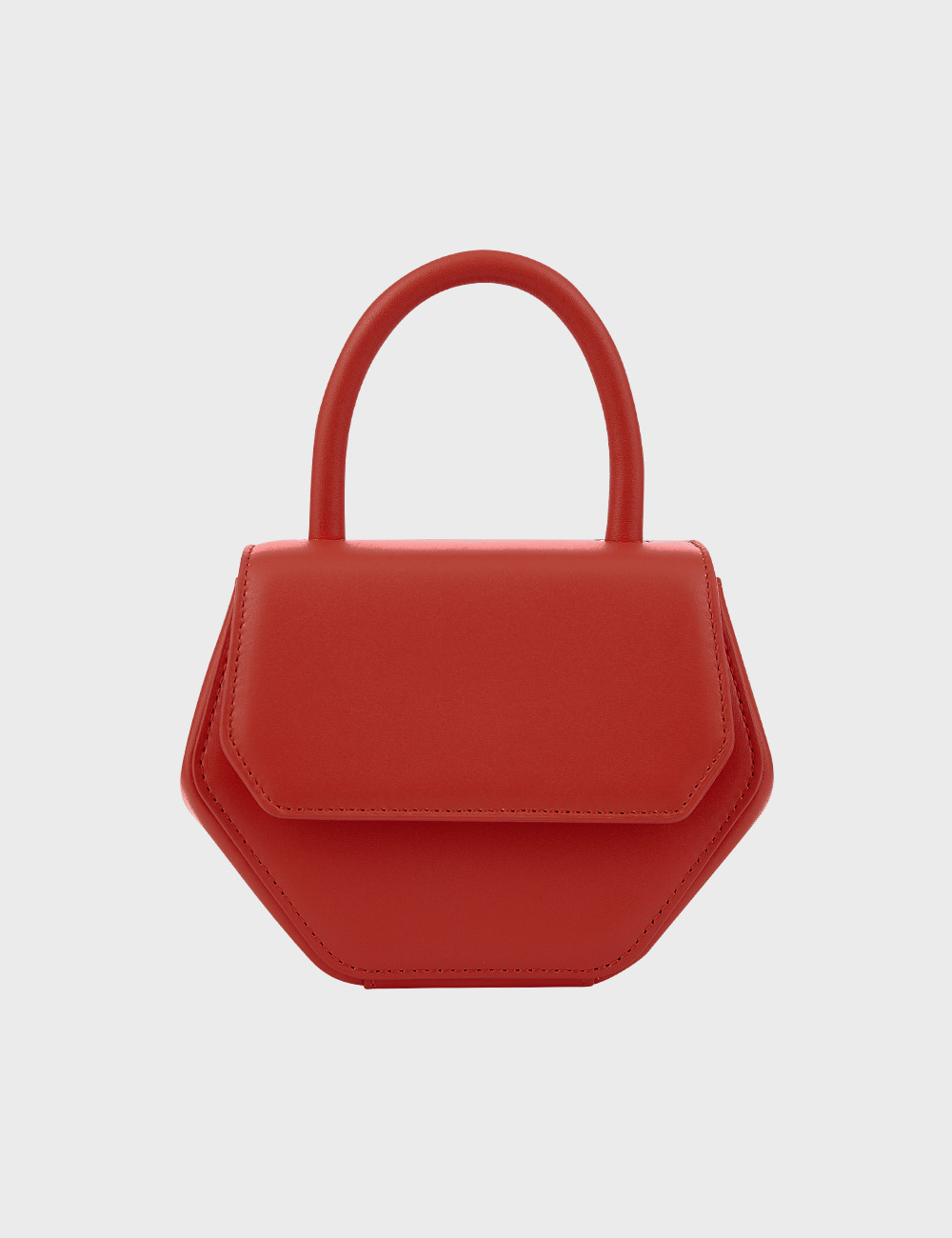 MAISON246,[김지인 착용] 246 MAGOT SMALL BAG - RED,No.246