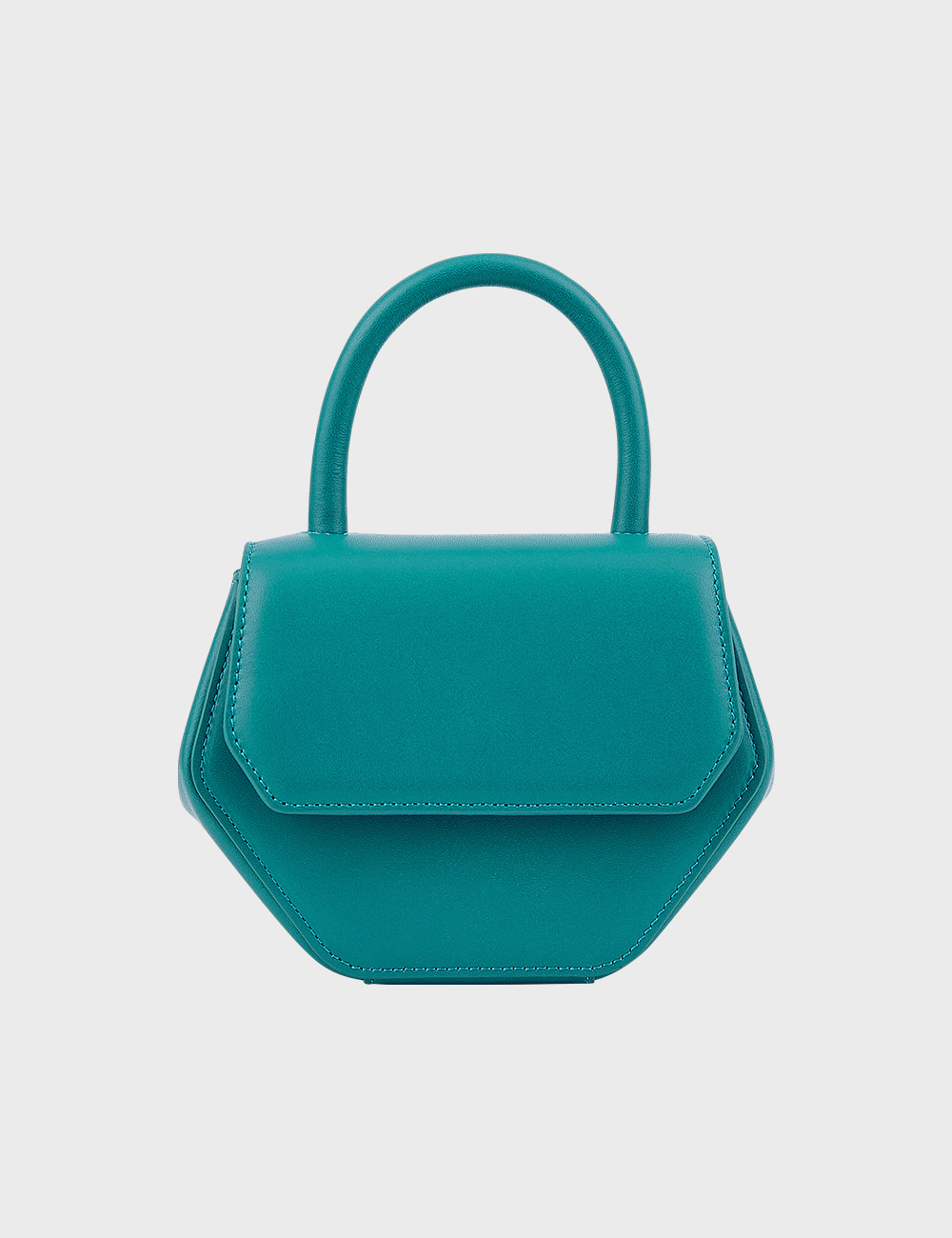 MAISON246,246 MAGOT SMALL BAG - EMERALDALD,No.246